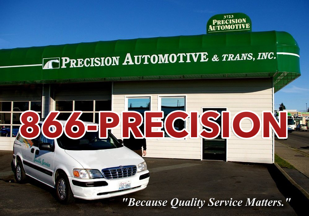 Precision Automotive using 1-866-PRECISION